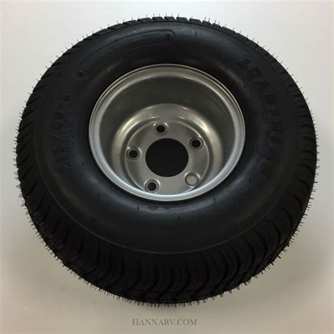 triton 09942 class c snowmobile trailer tires with aluminum rim pair 18 5 x 8 50 8 215 60 8 triton 02435 class c snowmobile
