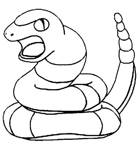 pokemon coloring pages arbok coloring pages pokemon ekans drawings pokemon