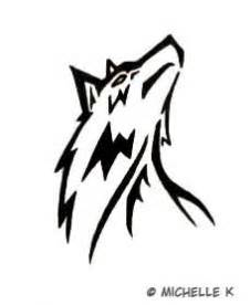 Simple Wolfis M 24 simple wolf design and ideas for tattooing