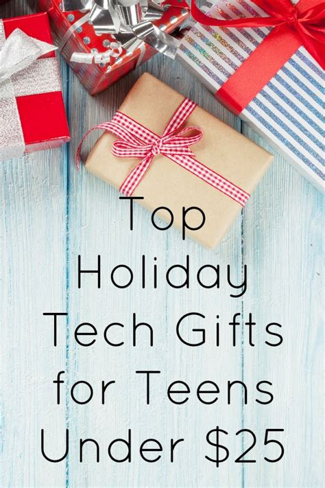 top holiday tech gifts for teens under 25 bargainbriana