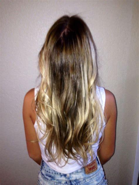 reverse ombre highlights reverse ombr 233 hairadise pinterest dark roots