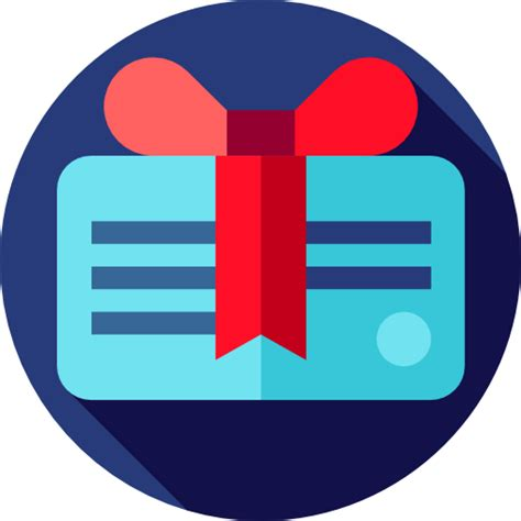 Gift Card Icon - gift card free business icons