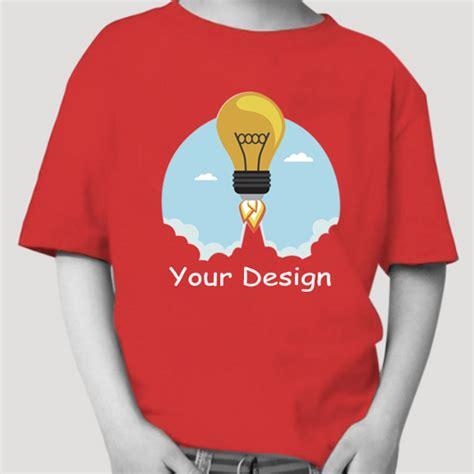 Kaos Sablon Desain Custom kaos anak 23