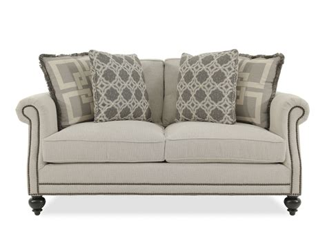 bernhardt brae sofa bernhardt brae loveseat mathis brothers furniture