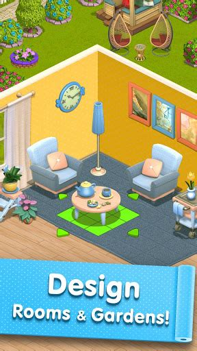happy home design decor  mod apk money