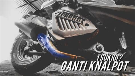 Pelindung Knalpot Vario150 vario 150 pake knalpot tsukigi motovlog indonesia 15