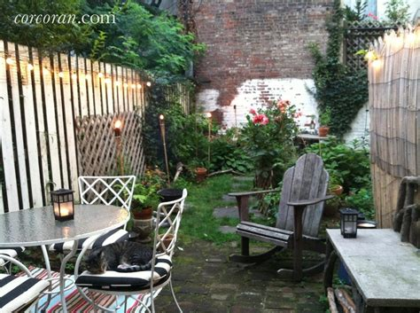 backyard apartment for 1 2m this cobble hill garden co op is a perfect place