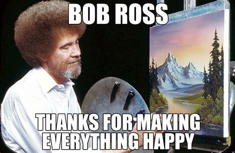 Bob Ross Meme - diy bob ross costume wholesale halloween costumes blog