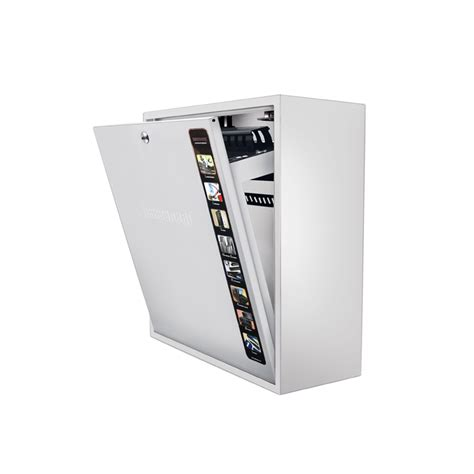 small computer rack cabinet 4u slim detachable door wall cabinets wall mounted
