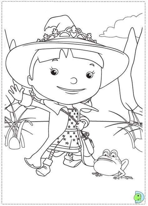 Mike The Coloring Pages mike the coloring page dinokids org