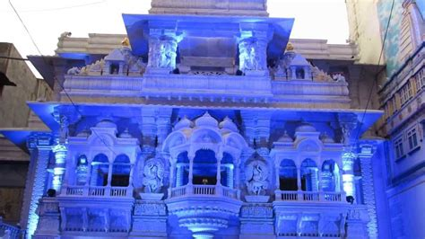 lighting decorative jain mandir  kolhapur youtube
