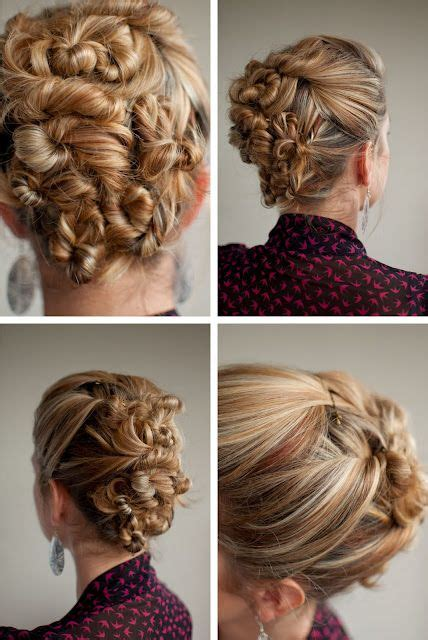 twist and pin do it yourself updos updo unique hair and hair style