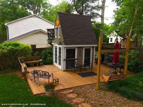 perfect shed deck ideas ideas backyard sheds shed patio