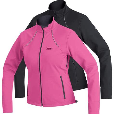 softshell cycling jacket wiggle gore bike wear ladies fusion softshell jacket