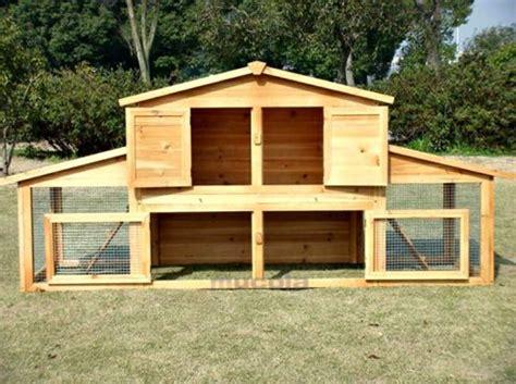 gabbie esterne per conigli gabbia per conigli nuova spedizione gratuita 205