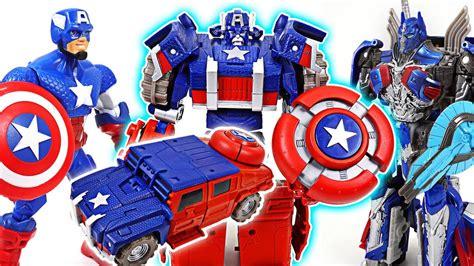 Mainan Robot Figure Captain America Murah marvel captain america wolverine transformers appeared doovi