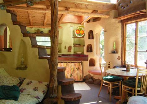 cob house interiors natural building awareness group india