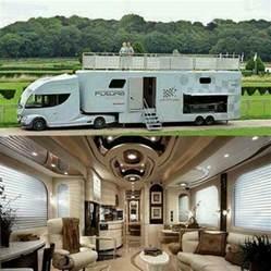 Luxury Motor Homes Lavish Rv Rvs Guacamole Decks And Wishful Thinking