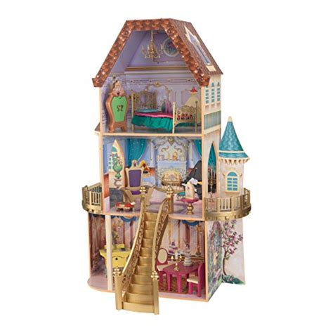 enchanted doll house large dollhouses for barbie size dolls