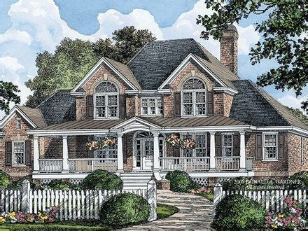 eplans country house plan large front porch 1856 single story country house plans eplans country house plan