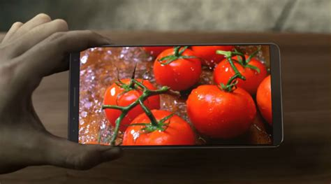 Hdc Samsung S8 Real Infinity Display samsung galaxy s8 to feature continuum like dock infinity display iris scanner and more