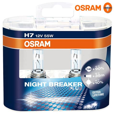 h7 len test philips osram osram night breaker unlimited h4 halogen