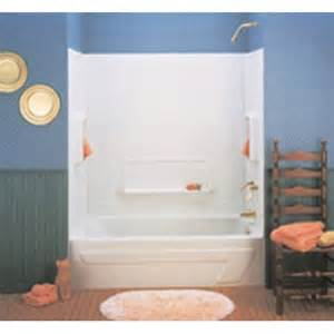 american shower and bath 174 bathtub wall kit tw03440a