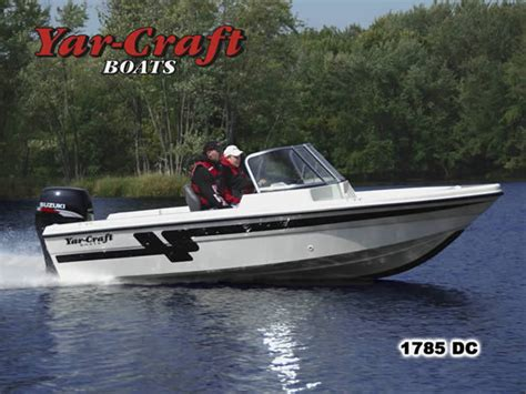 yar craft boats research yar craft boats 1785 dc multi species fishing