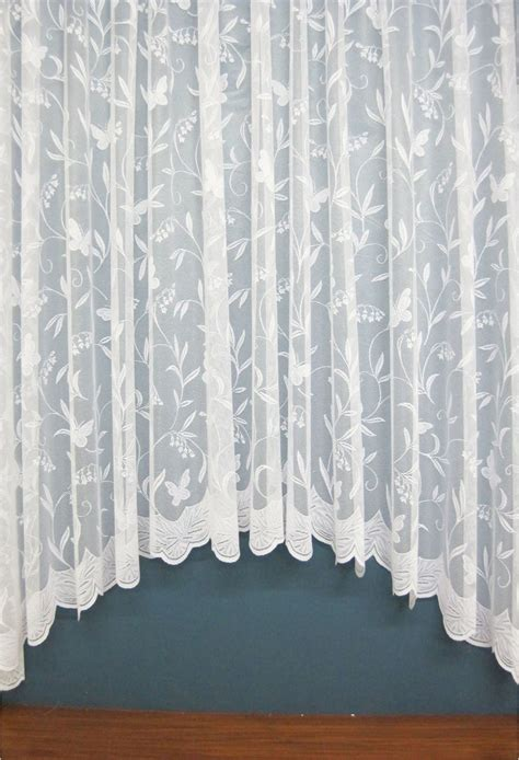 white butterfly curtains olivio butterfly curtains butterfly white cafe net