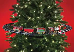 Cool Rugs by In Tree Christmas Train The Green Head