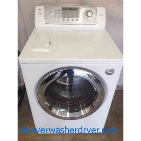 lg tromm washer reviews lg tromm front load washer cabrio dryer 2037