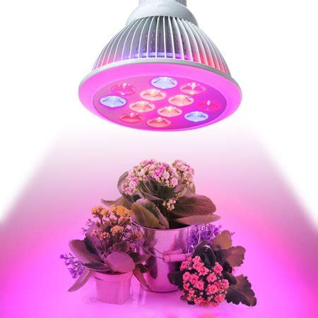 led grow light bulb high efficient hydroponic plant grow