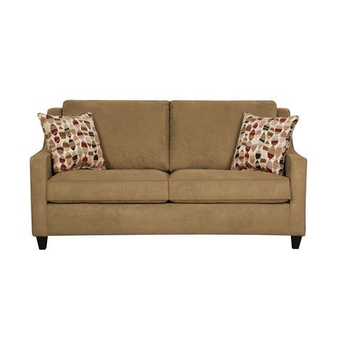 sofa with twin sleeper simmons upholstery twillo twin sleeper sofa reviews