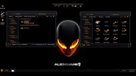 download alienware themes for windows 10 how to install this wicked alienware theme for windows 10