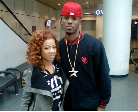 keyshia and daniel are they still together candid moments keyshia cole and daniel gibson