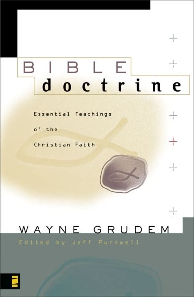 biblical doctrine a systematic bible doctrine by wayne grudem for the bible study app ipad iphone android mac pc and