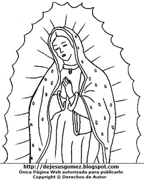 imagenes para dibujar de la virgen de guadalupe dibujos fotos acrostico y mas dibujos de la virgen de