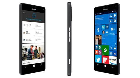 Microsoft Lumia 950 microsoft lumia 950 and 950xl two flagships with benefits neurogadget