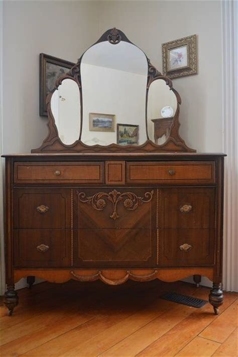 1930s fancy four piece bedroom traditional toronto 1930s french beauty dresser with mirror sold eclectic