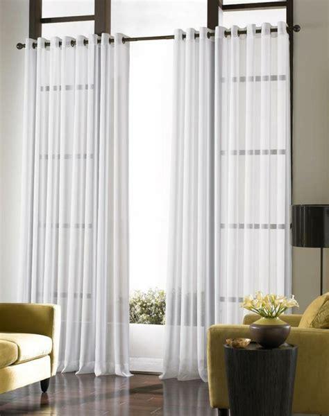 fenster gardinen ideen passende gardinen f 252 r das wohnzimmer ausw 228 hlen 20 sch 246 ne