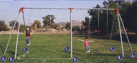 swing sets adults can use heavy duty commercial swing sets free shipping