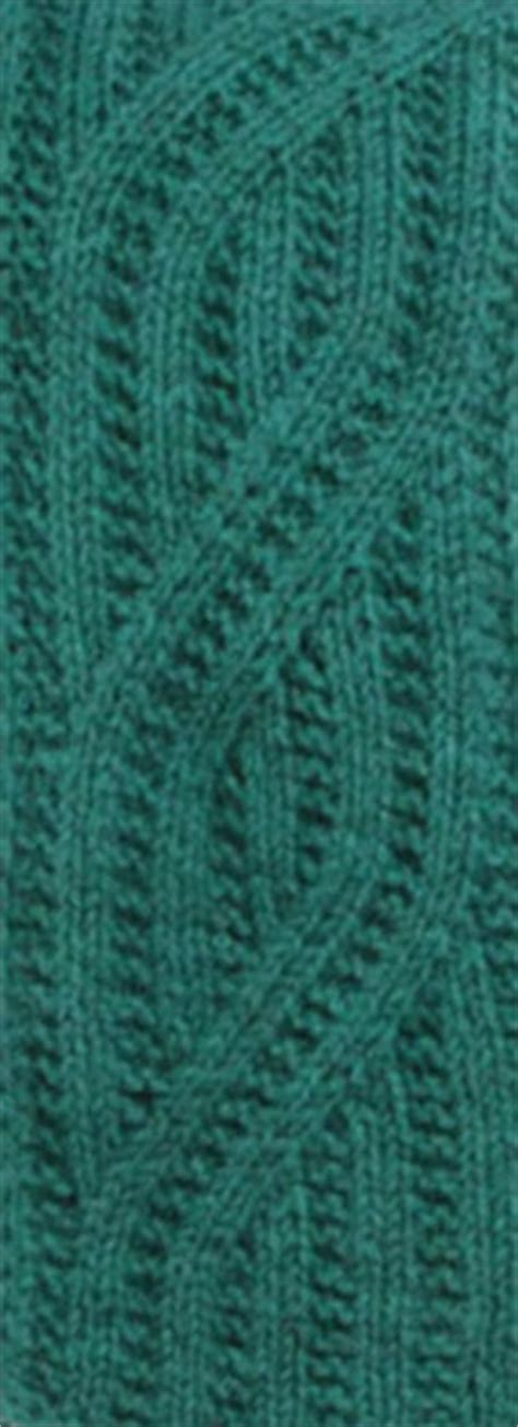 flat knitting stitches flat mock cable knitting stitch knitting kingdom