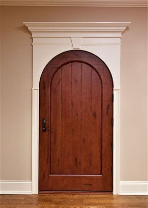 Arch Interior Doors by Arched Interior Door Withing Rectangular Frame Image Detail For Arched Interior Doors Glass