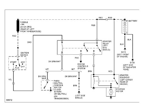 wiring diagram 1997 dodge ram 1500 circuit and