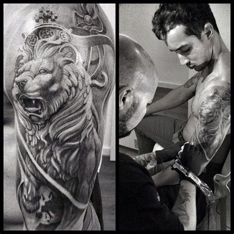lion tattoo tumblr tattoos sleeve