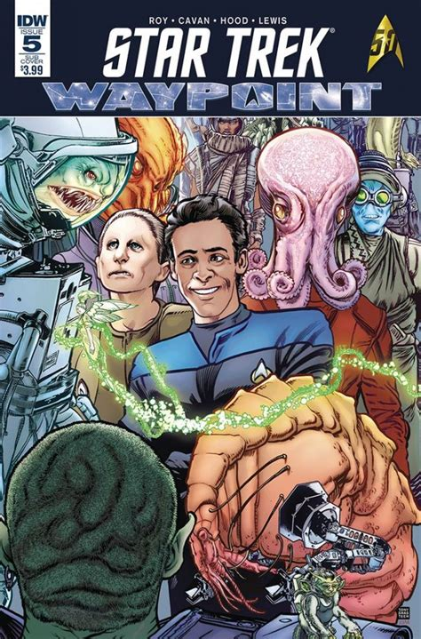 trek waypoint books idw publishing comics for may 31st 2017 the gaming