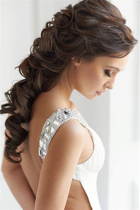 peinados para fiestas ღsemirecogidos de noviaღ peinados de fiesta bonitos
