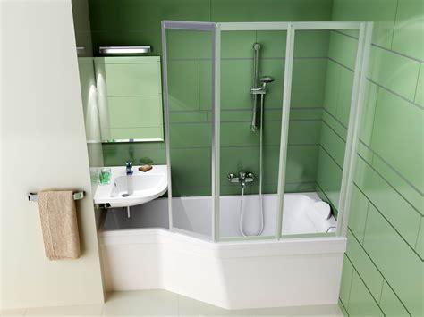 abtrennung badewanne badewannen mit duschzone gallery of large size of