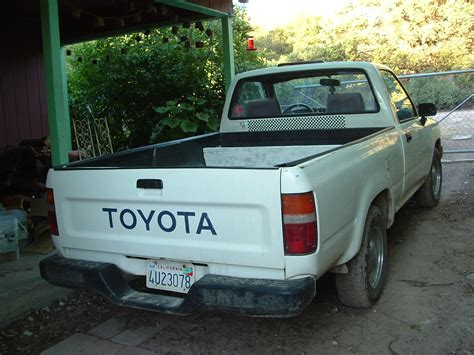 toyota pick up 1993 toyota pickup overview cargurus