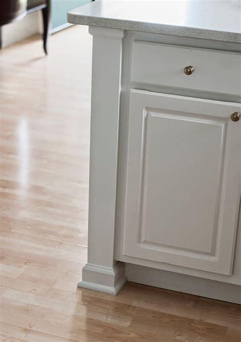 Adding a Kitchen Counter Post   Cuckoo4Design